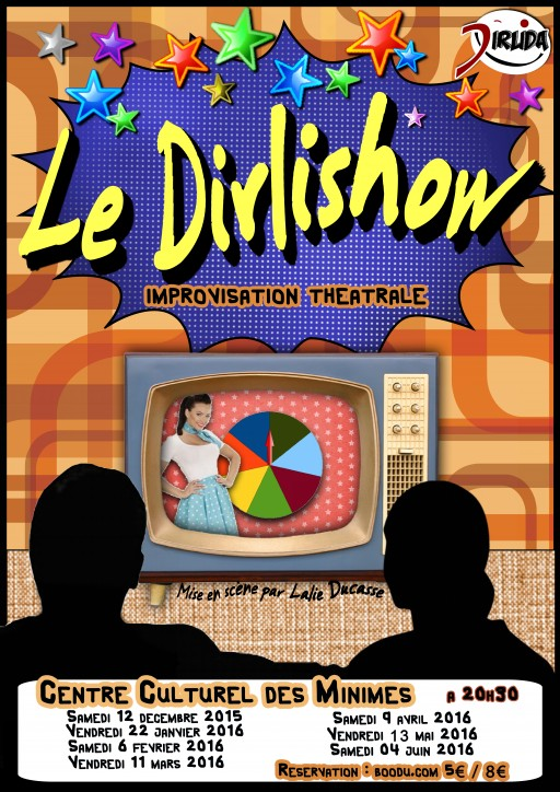 Dirlishow nouvelle version