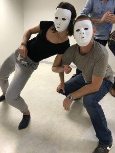 Masque Mime